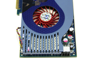 Radeon HD 4850 1GB Spannungswandler