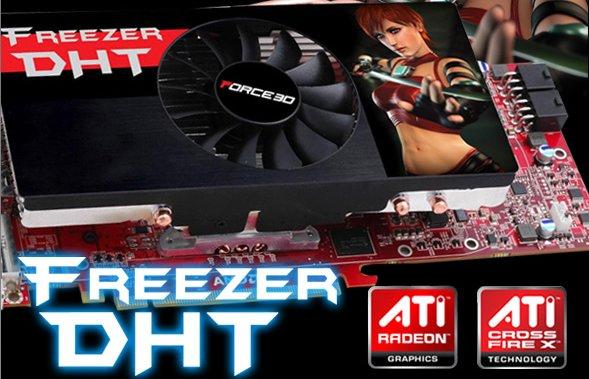 Force3D Radeon HD 4870 Freezer DHT