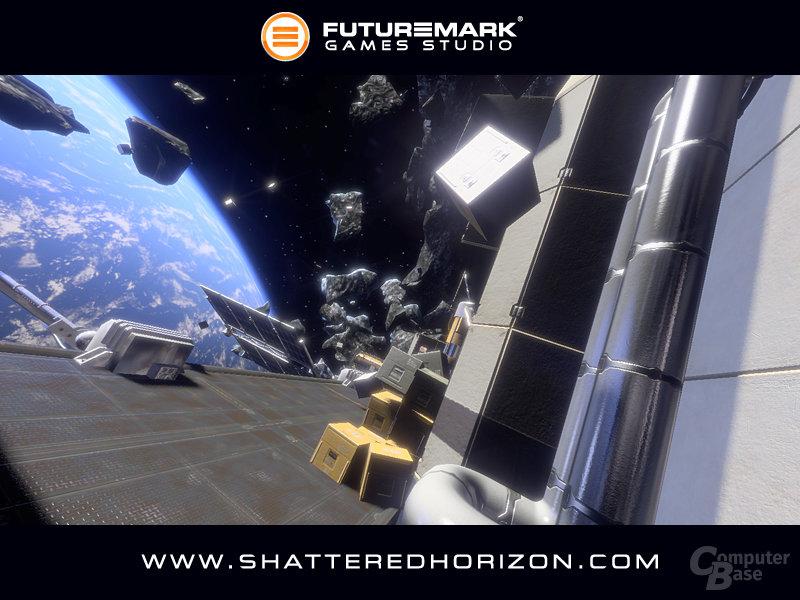 Shattered Horizon - Screenshot