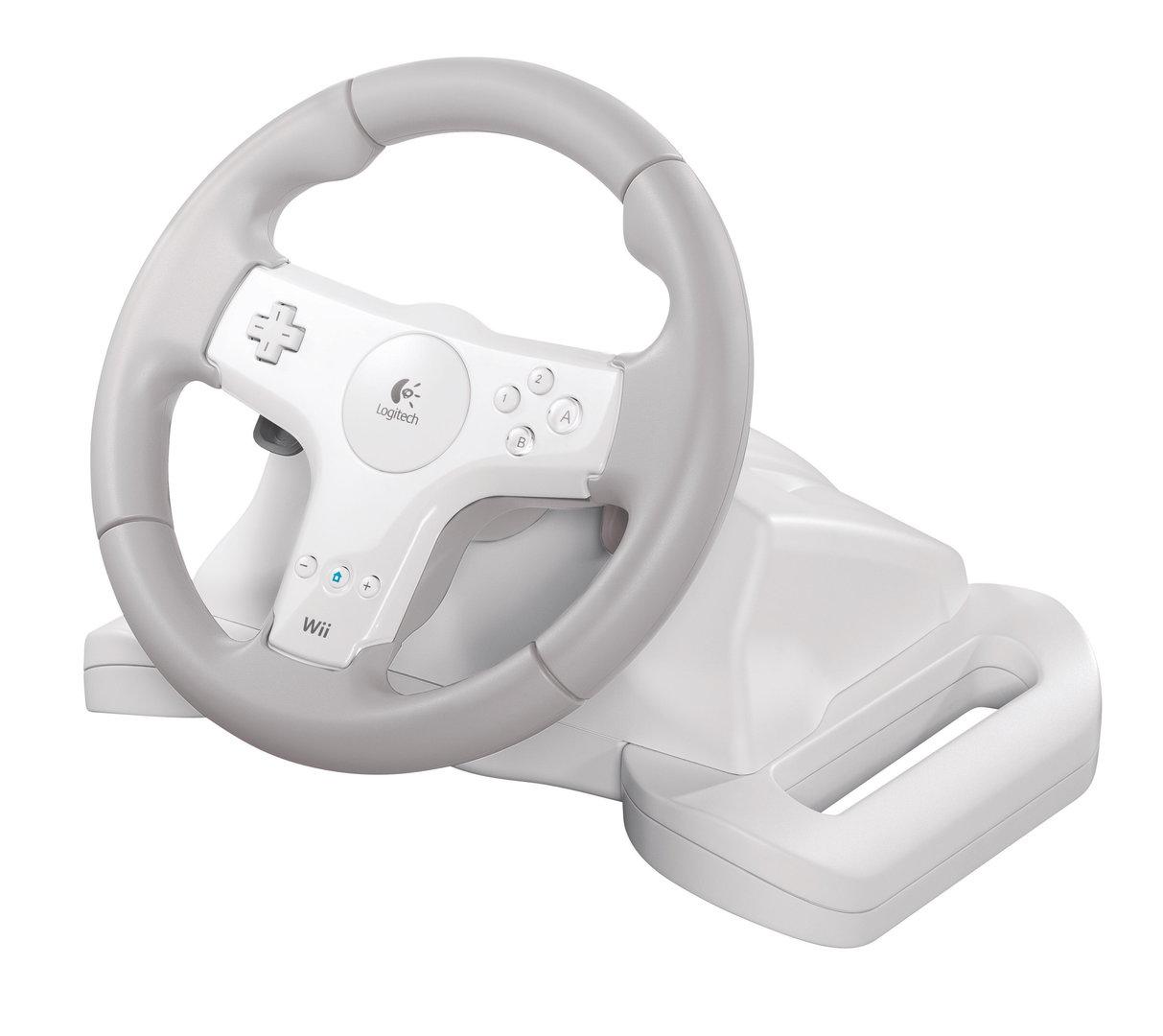 Logitech Speed Force Wireless für Nintendo Wii