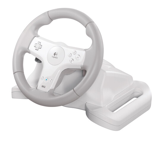 Logitech Speed Force Wireless für Nintendo Wii