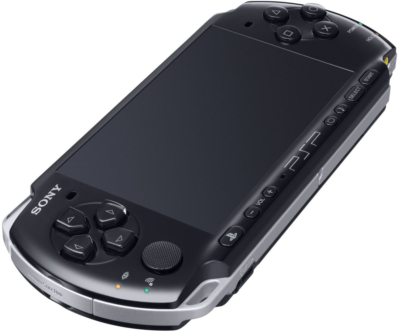 PSP-3000 – Die zweite Revision von Sonys mobiler Konsole