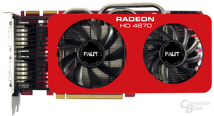 Palit Radeon HD 4870 Sonic Dual Edition