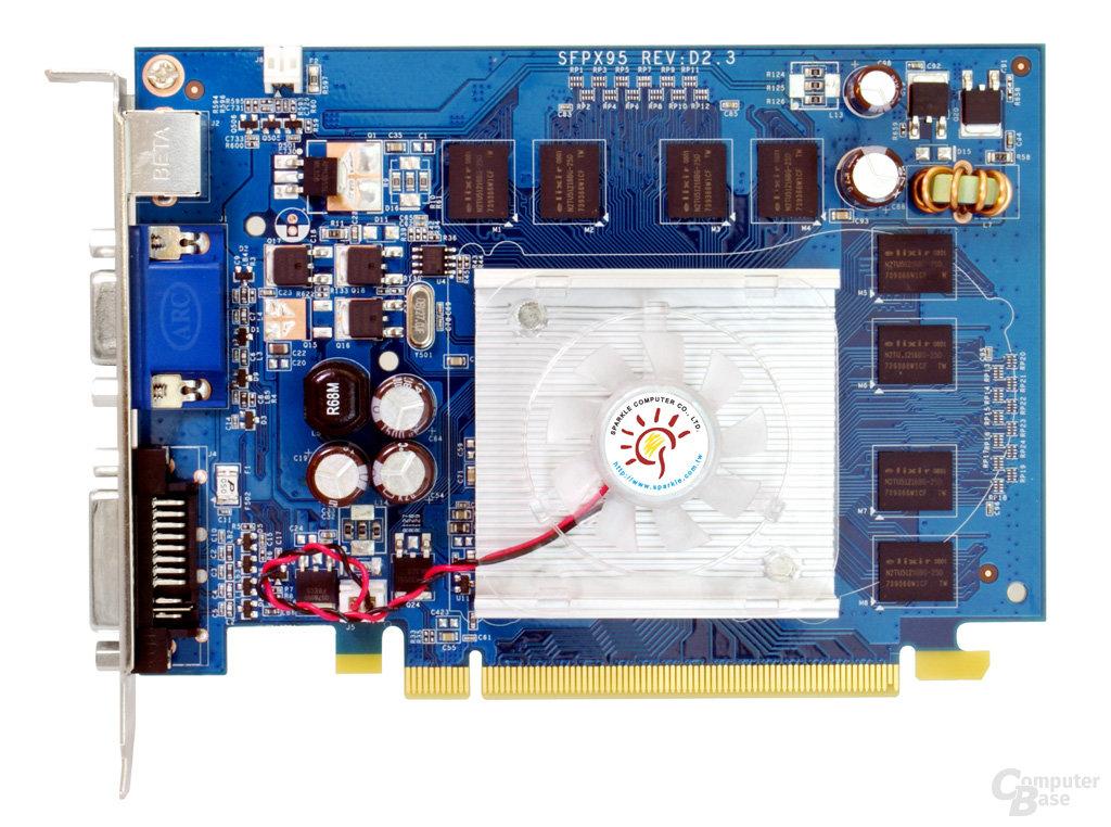 GeForce 9400 GT von Sparkle