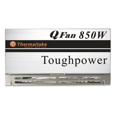 Thermaltake Toughpower QFan 750 und 850 Watt