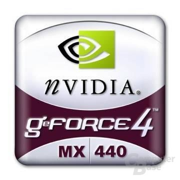 GeForce 4 MX 440