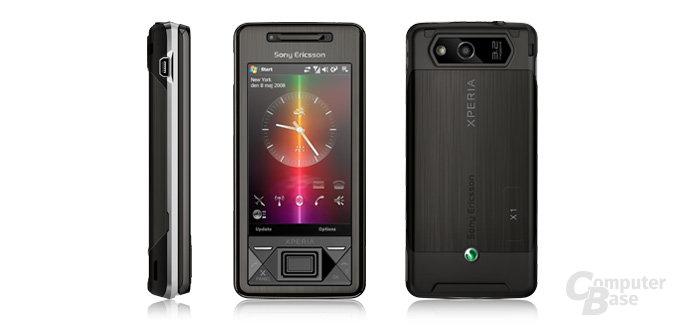 Sony Erricsson Xperia X1