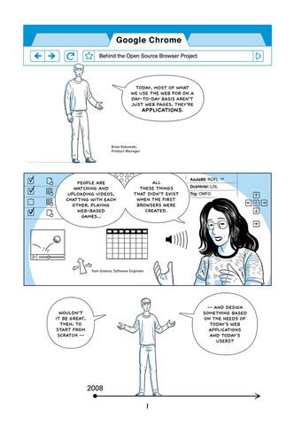 Google Chrome Comic – Seite 1