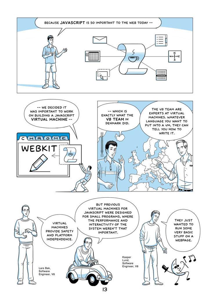 Google Chrome Comic – Seite 13