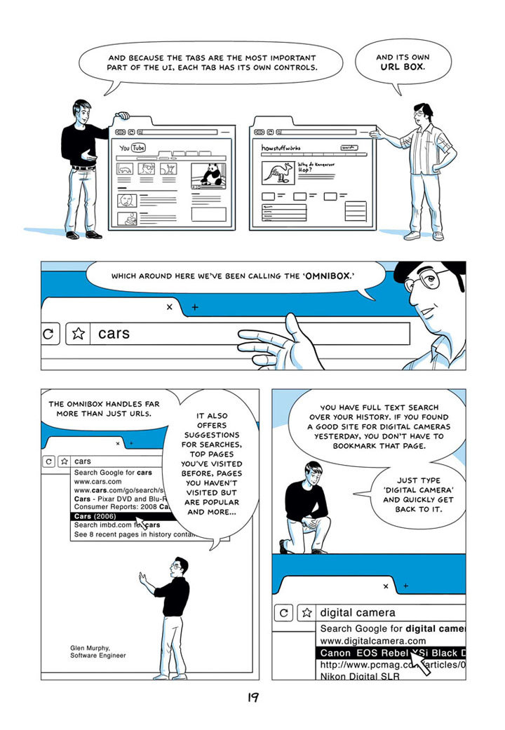 Google Chrome Comic – Seite 19