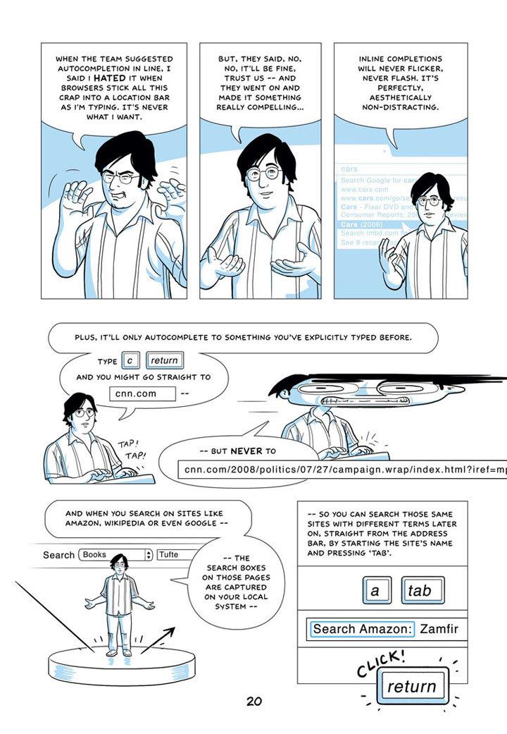 Google Chrome Comic – Seite 20