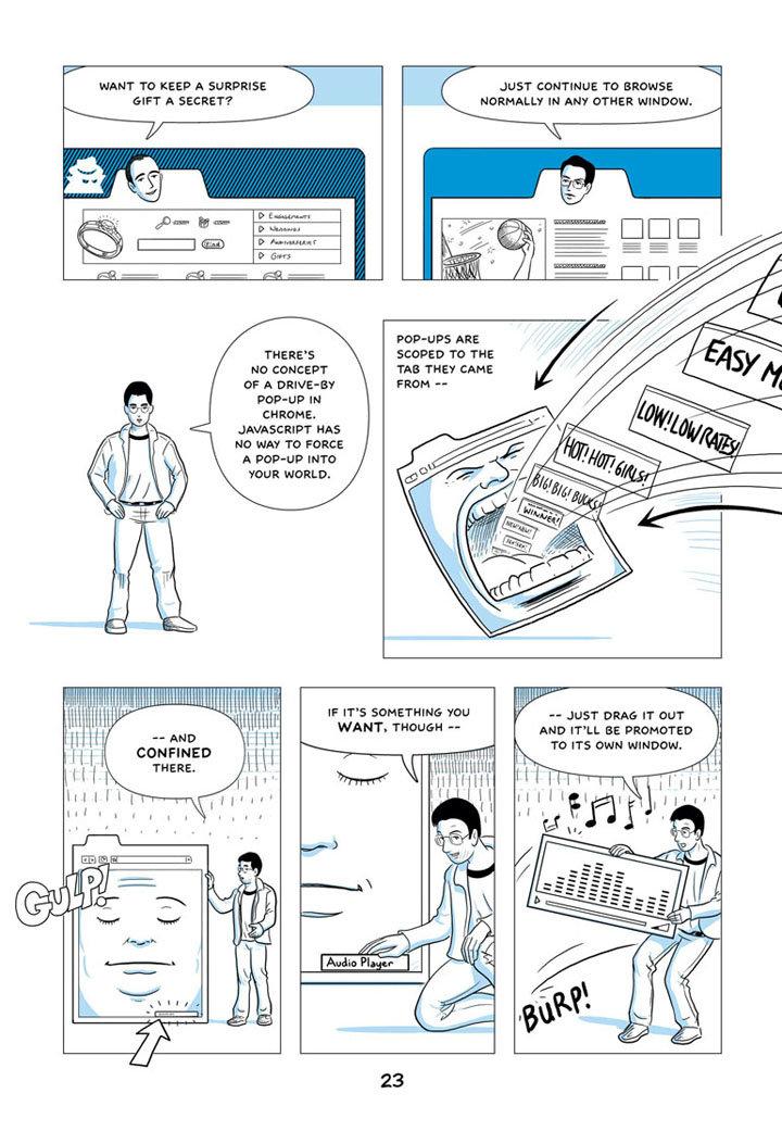 Google Chrome Comic – Seite 23