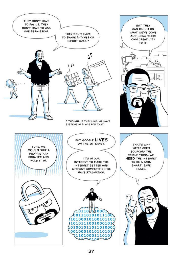 Google Chrome Comic – Seite 37