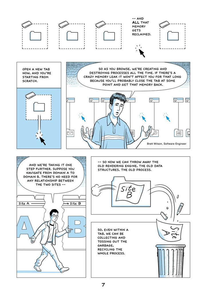 Google Chrome Comic – Seite 7