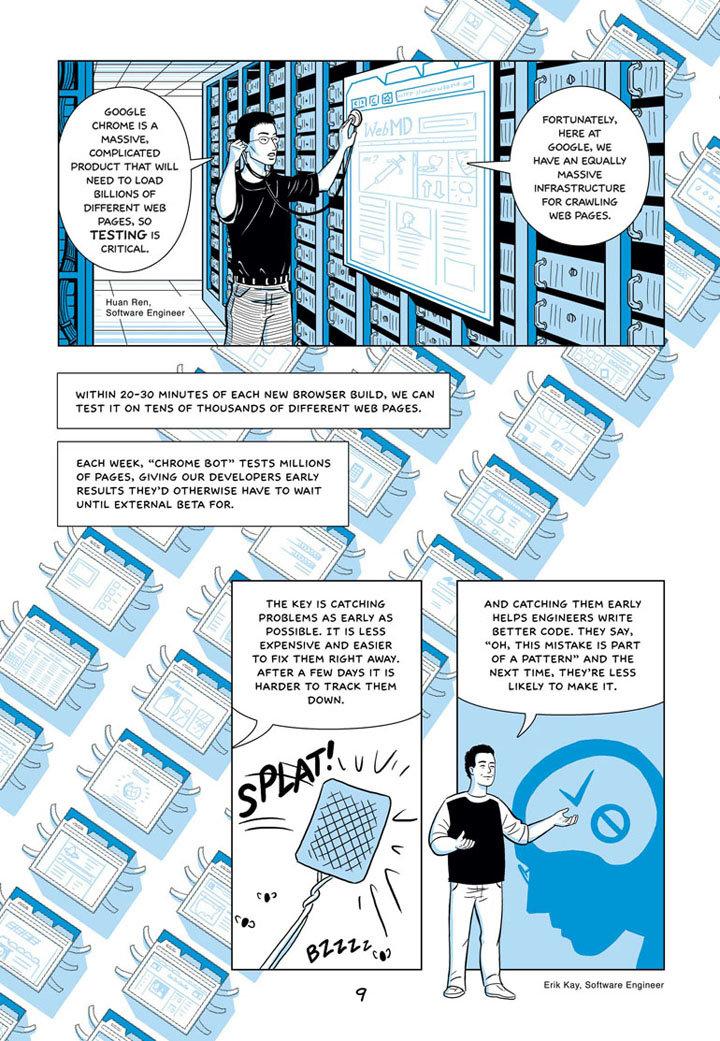 Google Chrome Comic – Seite 9