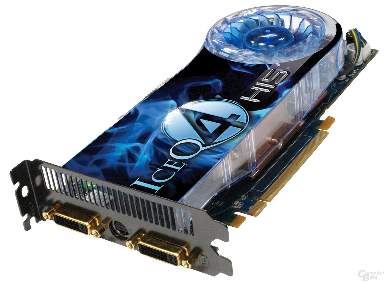 HIS Radeon HD 4850 mit IceQ4-Kühlung