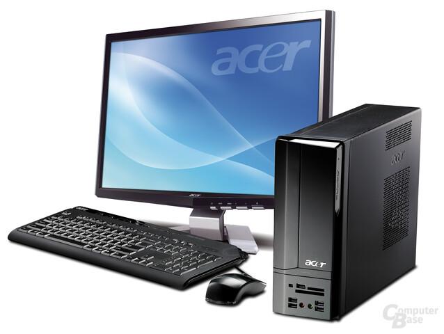 Acer Aspire X3200 (LCD und Eingabegeräte optional)