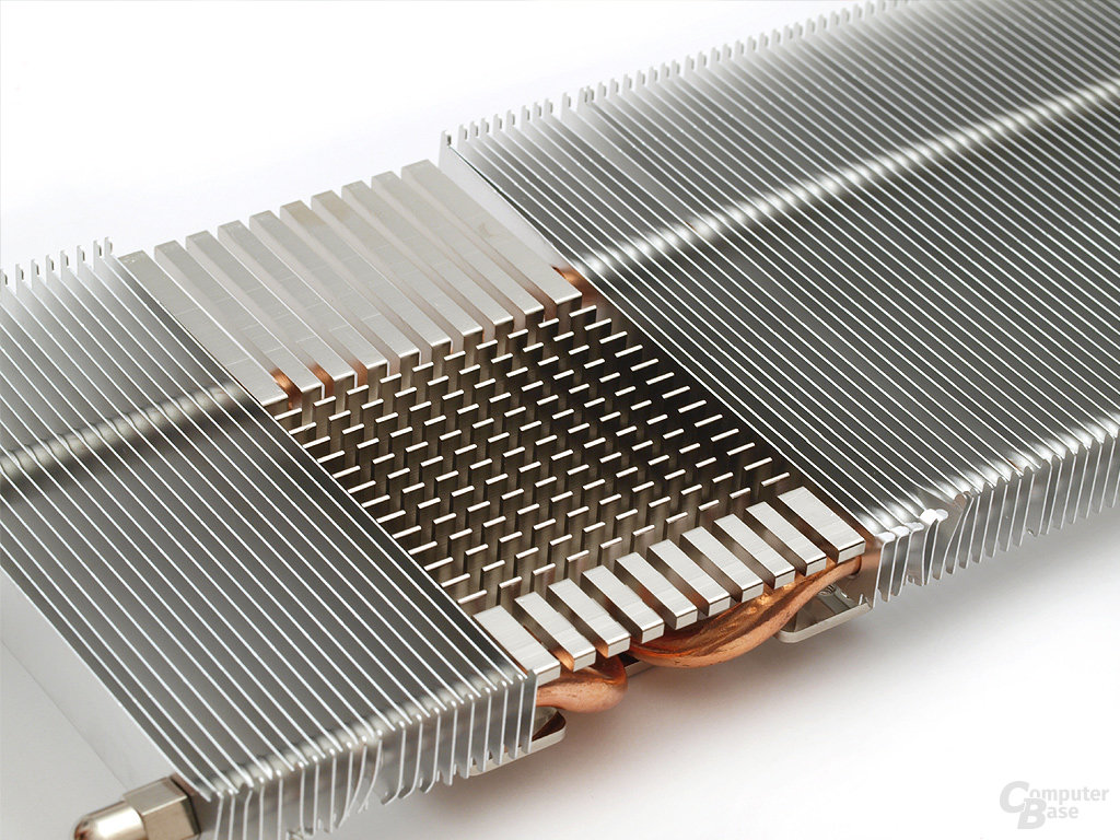 Im Bereich der GPU ein verändertes Design