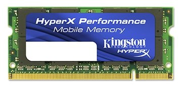 Kingston HyperX PC2-6400 CL4 SO-DIMM