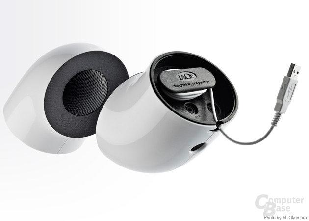 LaCie USB-Speaker