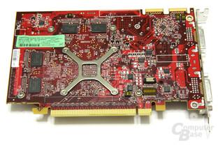 Radeon HD 4670 Rückseite