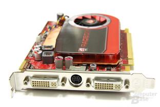 Radeon HD 4670 Slotblech