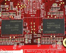 Radeon HD 4670 Speicher