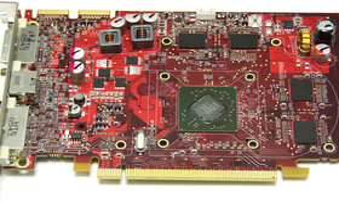 Radeon HD 4670 ohne Kühler