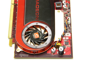 Radeon HD 4670 Kartenende