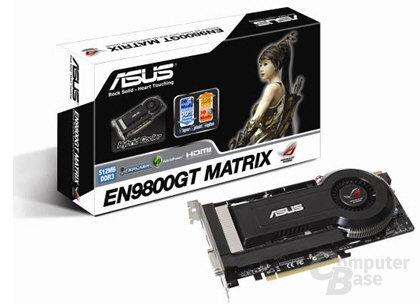 Asus ROG EN9800GT MATRIX/HTDI/512M