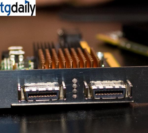 Fusion-io ioSAN 10-Gigabit-Interface
