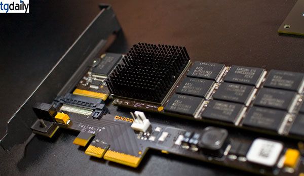 Fusion-io ioDrive mit 320 GB