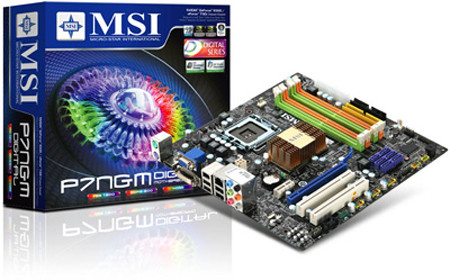 MSI P7NGM