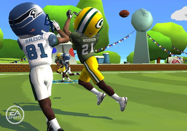 NFL 09 - All-Play-Modus