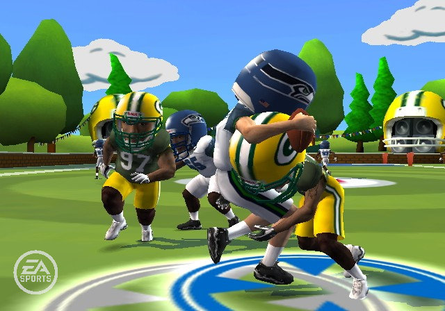 NFL 09 - All-Play
