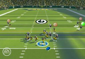 NFL 09 - Konventioneller Modus