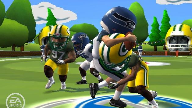 Madden NFL 09 (Wii) im Test: Nintendo will Football für jedermann bieten