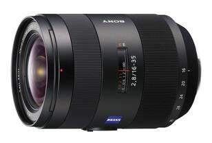 Sony Vario Sonnar T* 16-35mm f/2.8 ZA Carl Zeiss (SAL1635ZA)