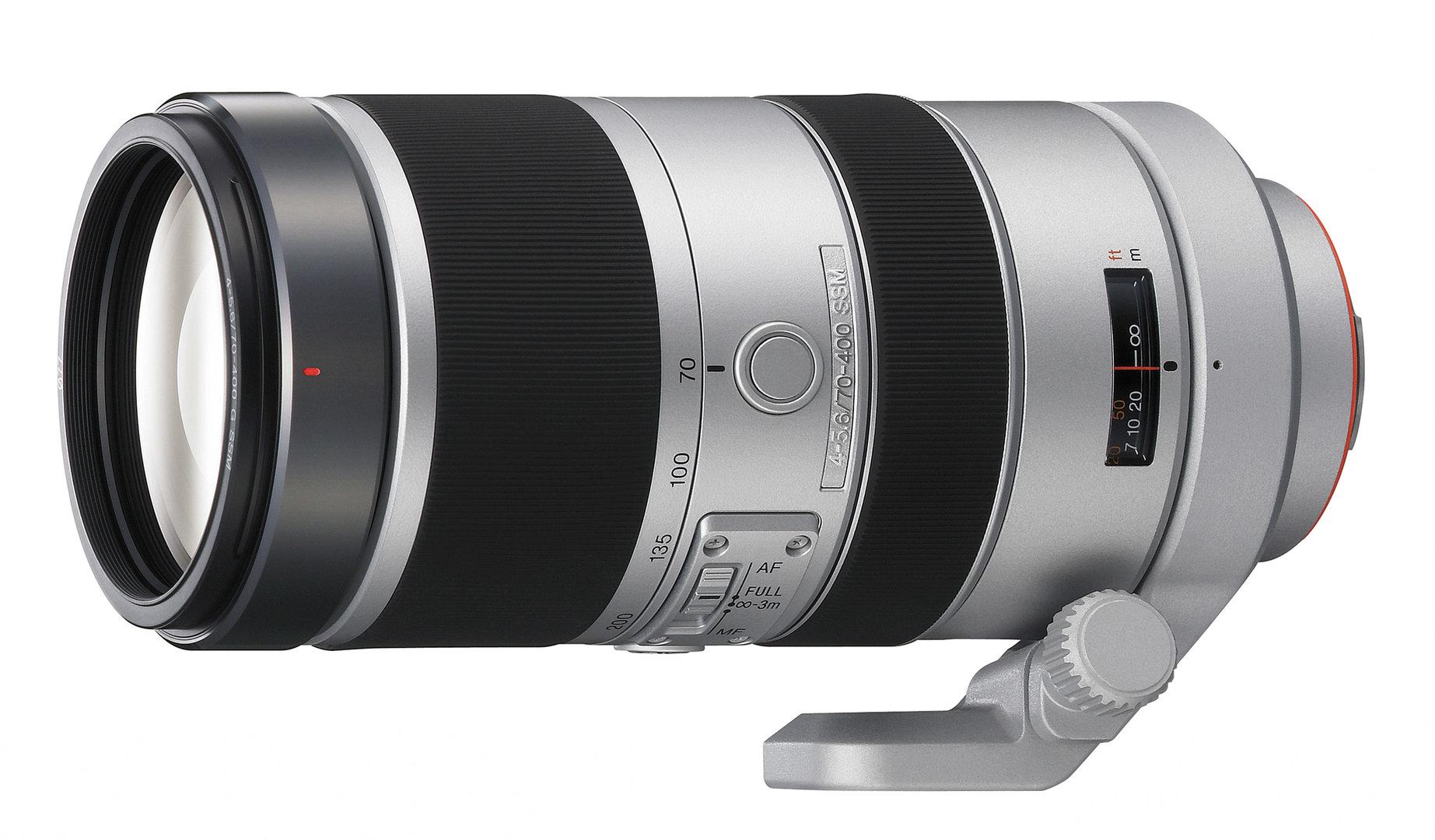 Sony 70-400 mm F4-5,6 G SSM (SAL70400G)