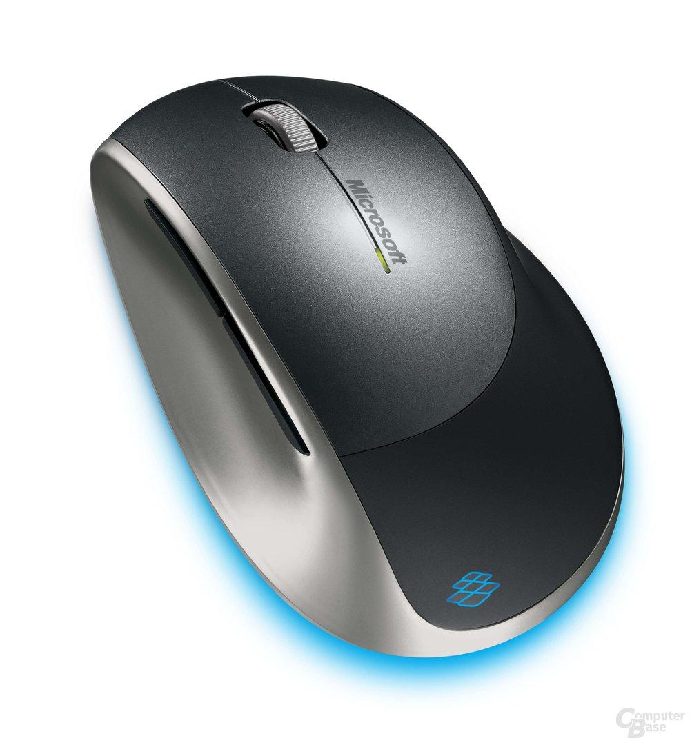 Explorer Mouse mit BlueTrach-Technologie