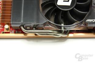 Radeon HD 4870 PCS+ Heatpipes