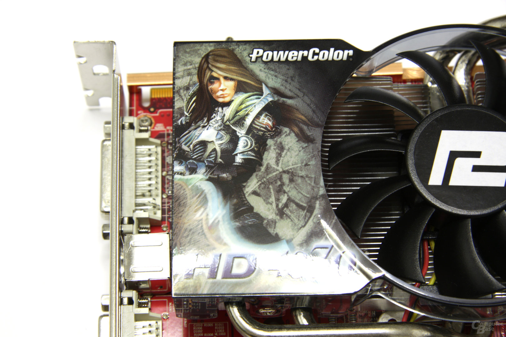 Radeon HD 4870 PCS+ Logo
