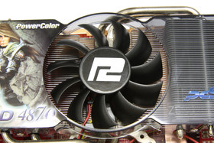 Radeon HD 4870 PCS+ Lüfter