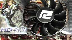 HD 4870 PCS+ im Test: Mehr Speicher bringt wenig auf neuer PowerColor-Karte
