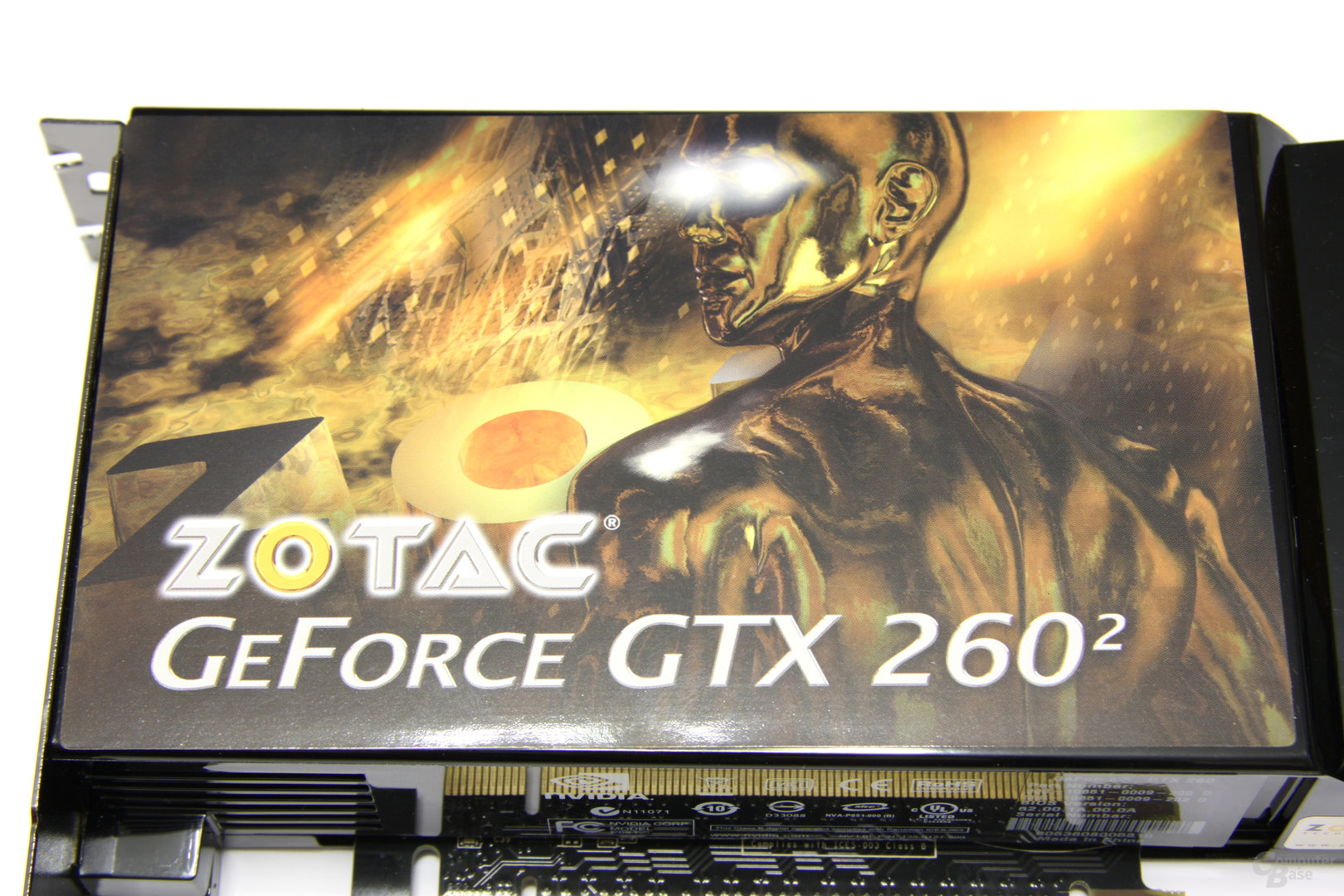 GeForce GTX 260²  Logo
