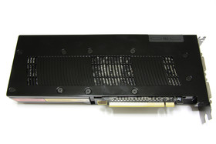 GeForce GTX 260² Rückseite