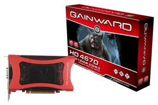 Gainward HD 4670