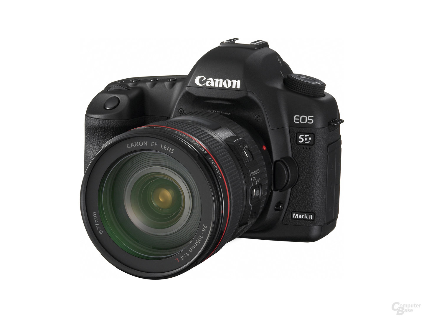 Canon EOS 5D Mark II mit EF 24-105mm 1:4L IS USM