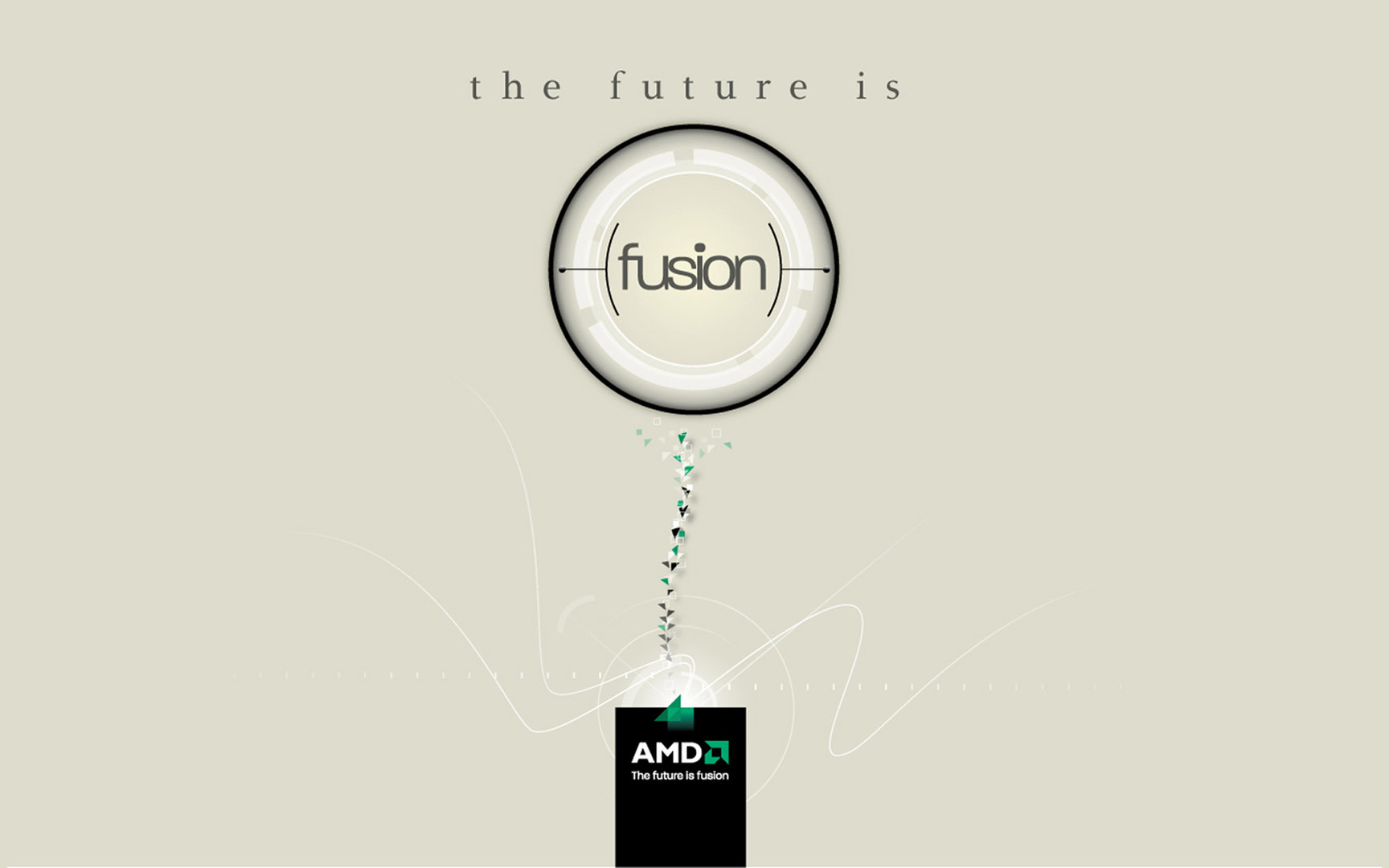 The future is fusion