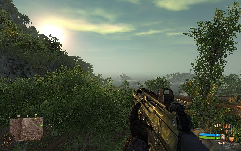 Warhead - DX 9 Mainstream